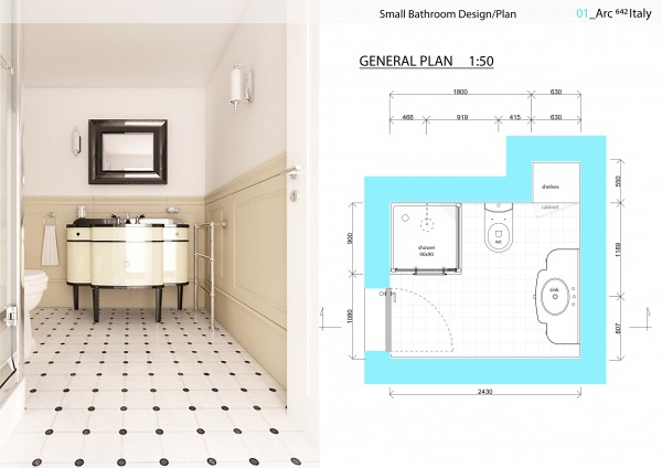 Image general plan