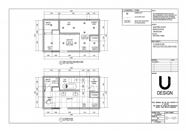 Image FLOOR PLAN & REFLE...