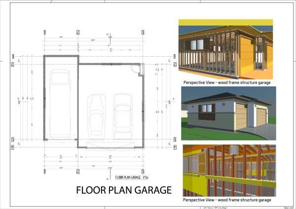 Image New Detached Garage & ... (1)