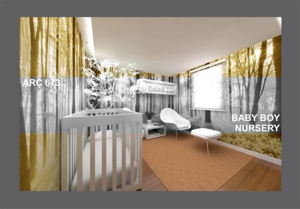 Image Baby Boy Nursery
