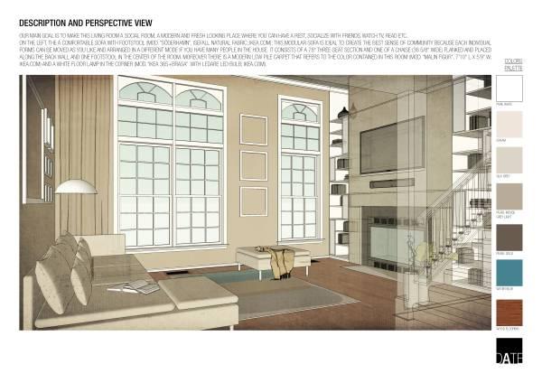 Image Living Room Design & D...