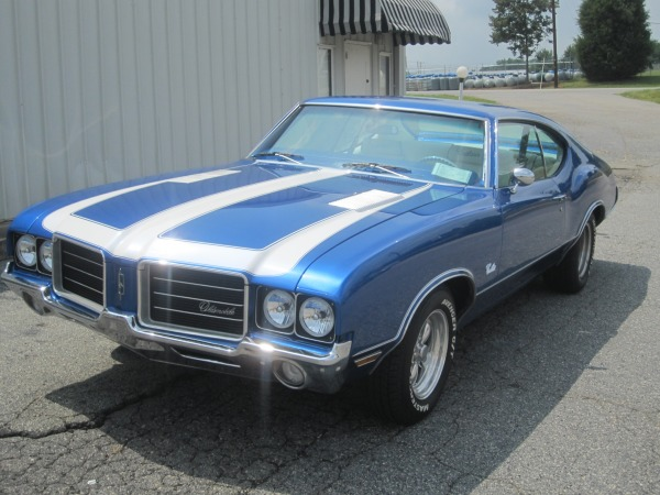 Image 1971 Cutlass will be p...