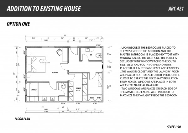 addition floor plan - ...
