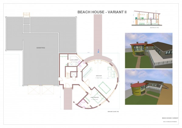 Image Beach House in Florida! (2)