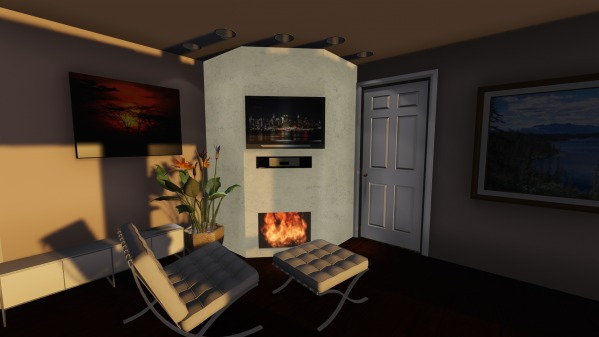 Image Remodel my fireplace