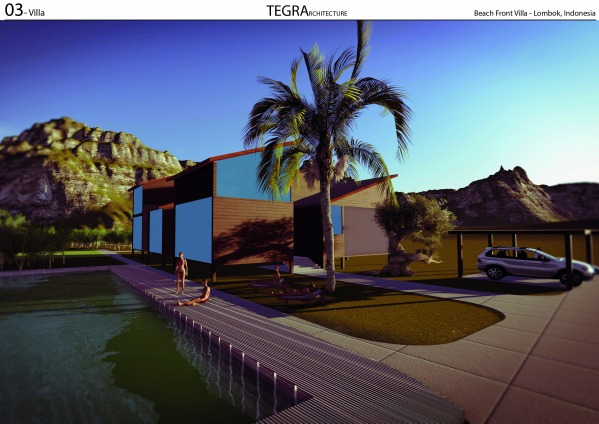 Villa Perspective
