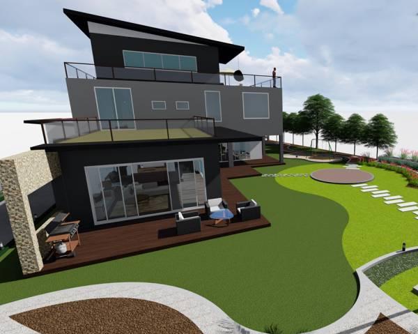 Image Family design villa - ...