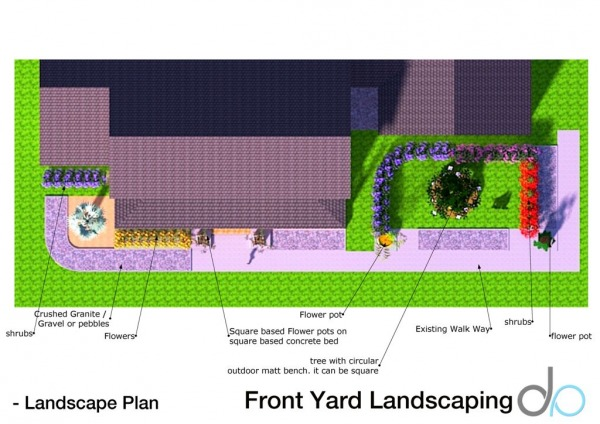 Image Front Yard Landscaping (1)