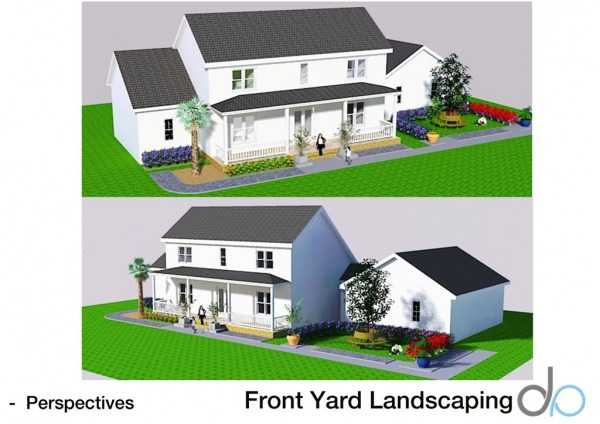 Image Front Yard Landscaping (2)