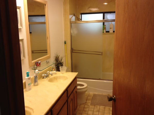 Image Existing bathroom - 1