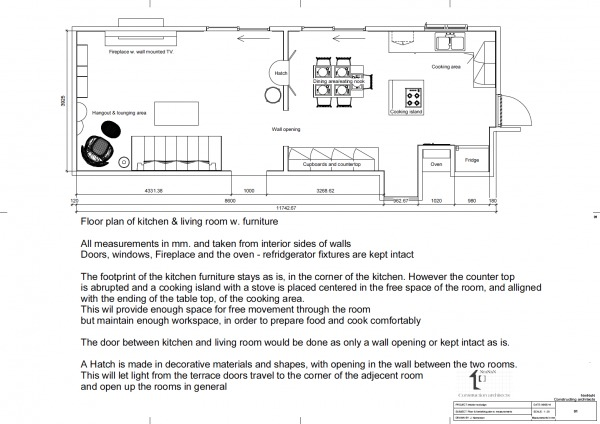 Image Complete plan drawing ...