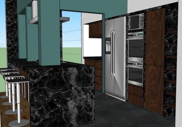 Image Oakland Kitchen