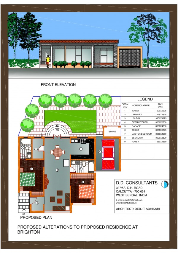 Image Remodel of a 2 bedroom...
