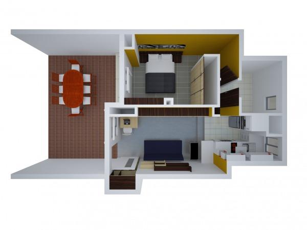 Image Beach apartment