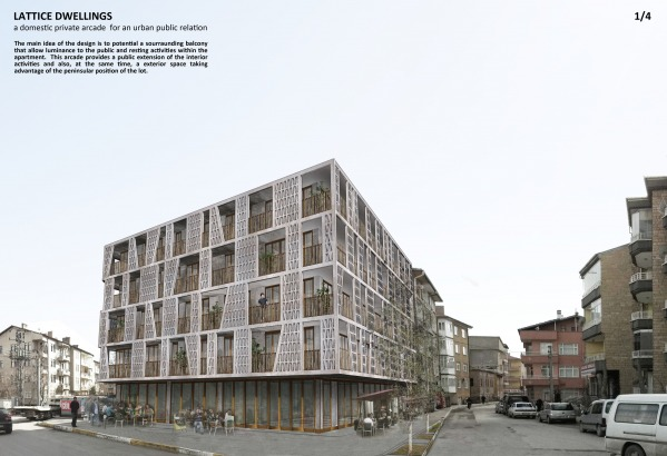 Image Apartment Building in ... (2)