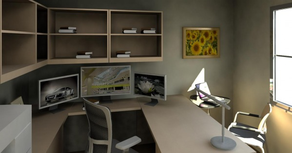 Image Home office design (1)