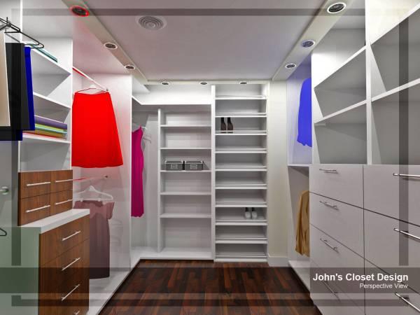 Merveilleux Image Johnu0027s Closet Design