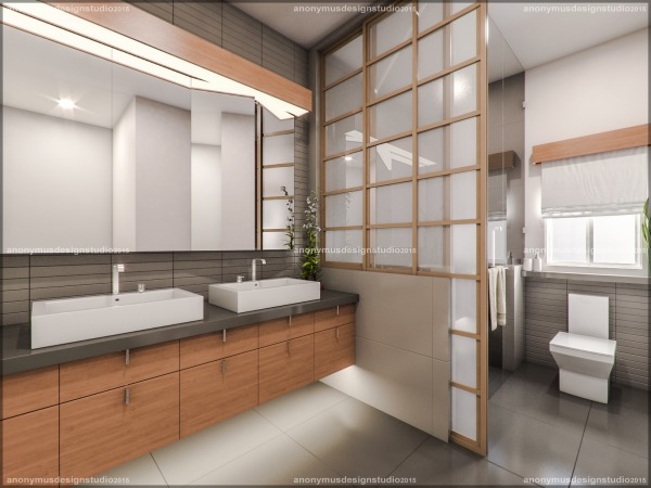 Master Bath Perspectiv...
