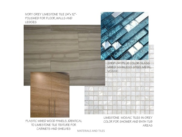 Image -MATERIALS & TILES-