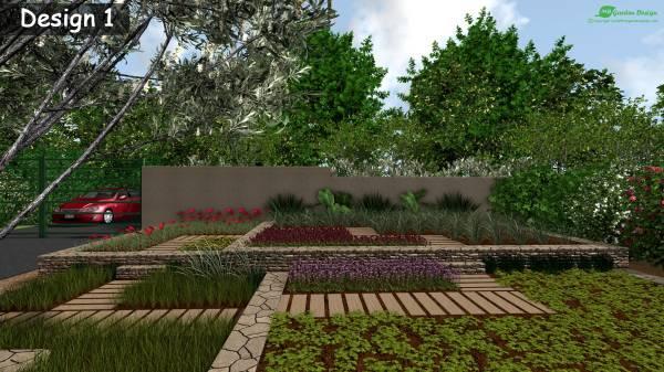 Image Mediterranean Garden
