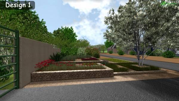 Image Mediterranean Garden (2)