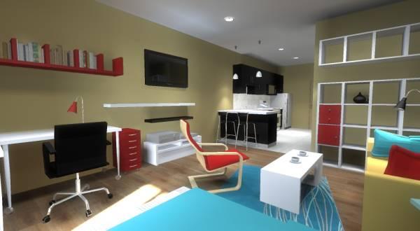 Image IKEA Apartment (2)