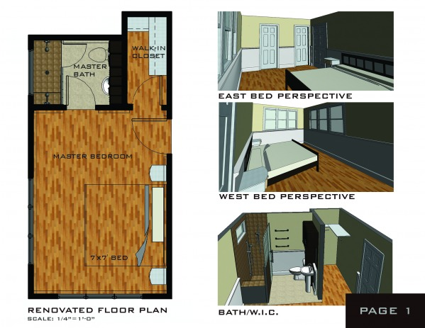 Page 1 - Renovated Flo...