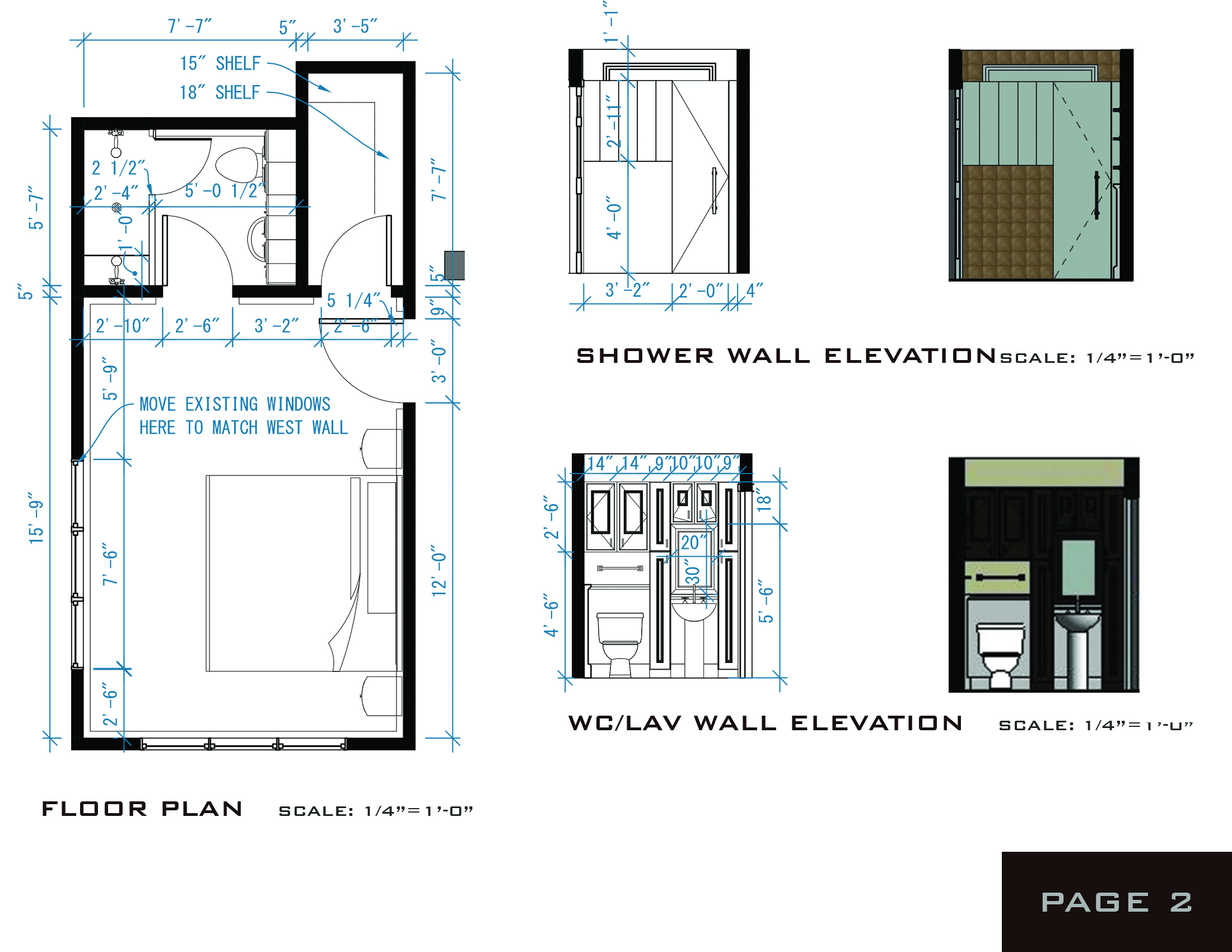 Floor Plan For Master Bathroom Closet Combination Home