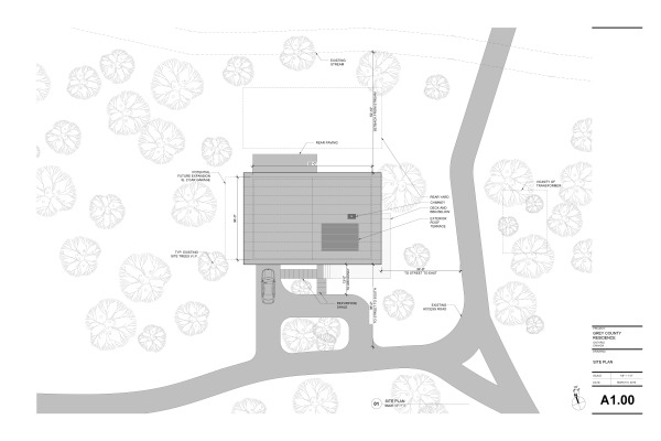 Image Site plan showing plac...
