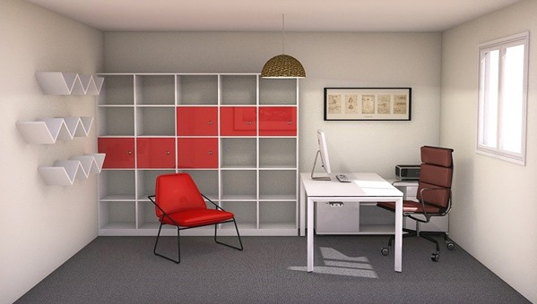 Image Home office/study