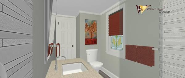 Bathroom Designed By William H Haigh 34 Bath Remodel Boxford