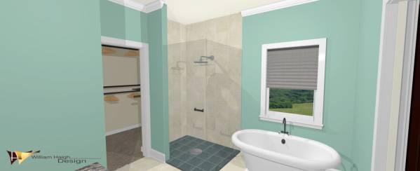 Image Master Bath Closet