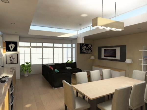 Image New Family Room Extension