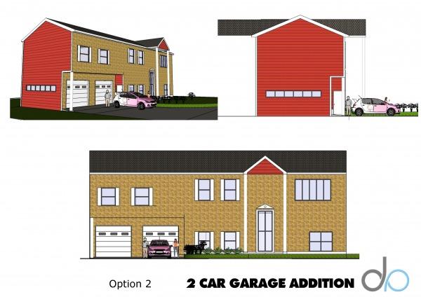 Image 2 Car Garage Addition (2)