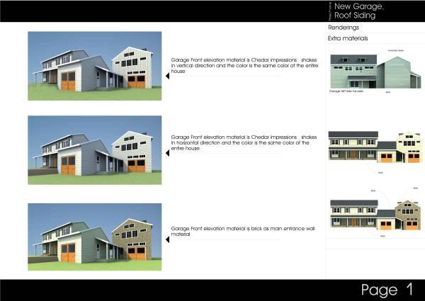 Image New Garage, Roof Siding (1)