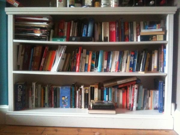 Image Bookshelf. I was going...
