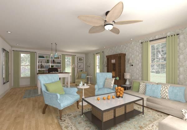 Image TV room remodel