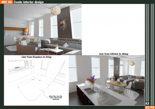 Image Condo interior design (2)