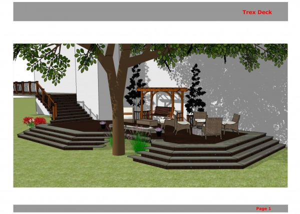 Image Trex Deck