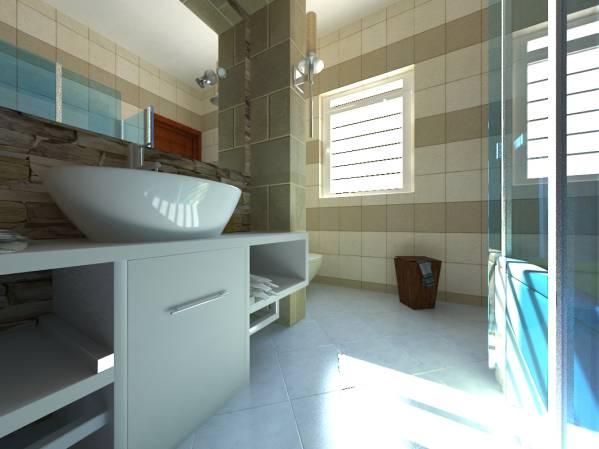 Image bathroom 1  second 3d ...