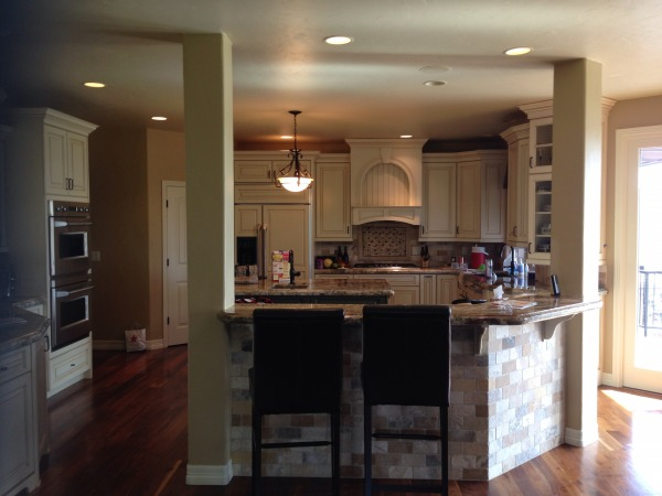 Image View of the kitchen fr...