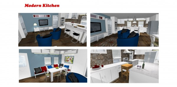 Image Modern Kitchen