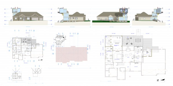 Image layouts - elevations
