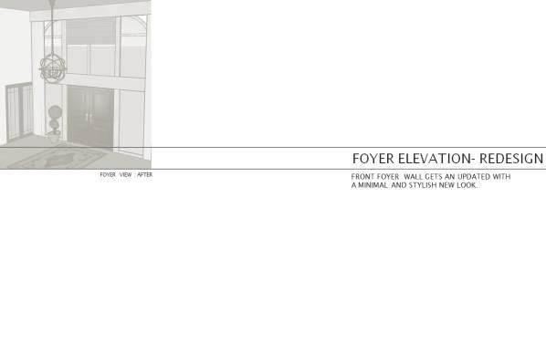 Image Foyer Elevation