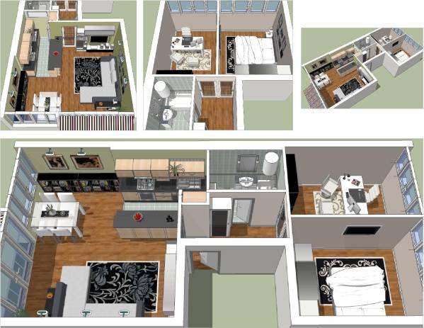 Image Renovation of flat (2)
