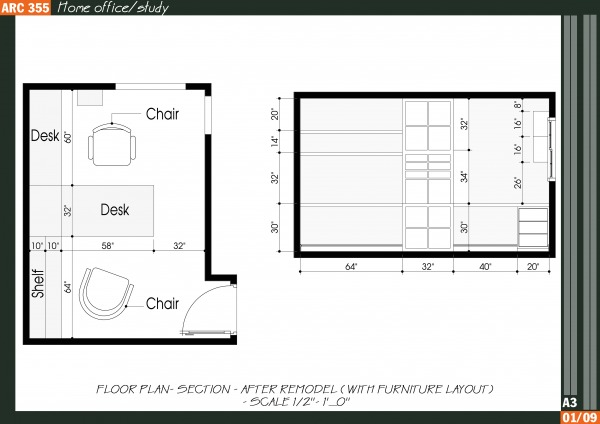 Image Home office/study (1)