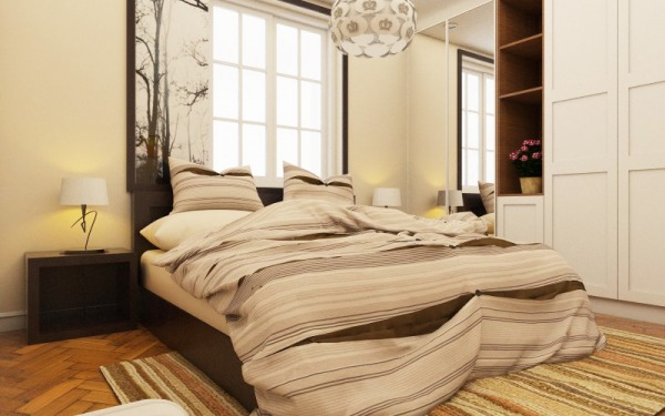 Image Bedroom interior design