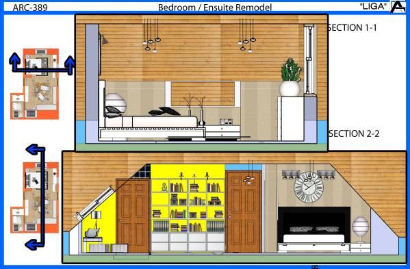 Image Bedroom / Ensuite Remodel (2)