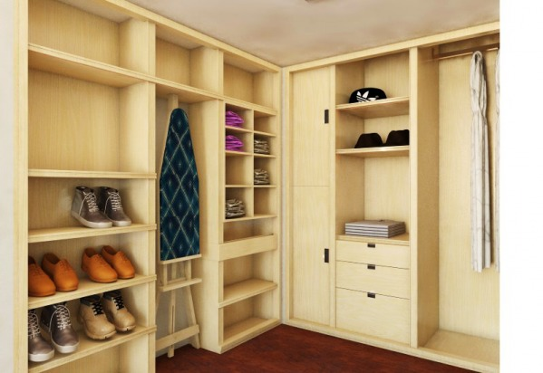 Image Johnu0027s Closet Design