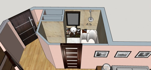 Image New flat for a family ... (2)
